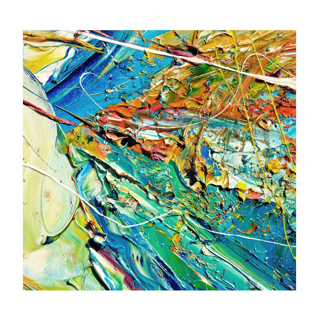 Esplosione-Di-Luce-100x70---Olio-su-tela---2014 B