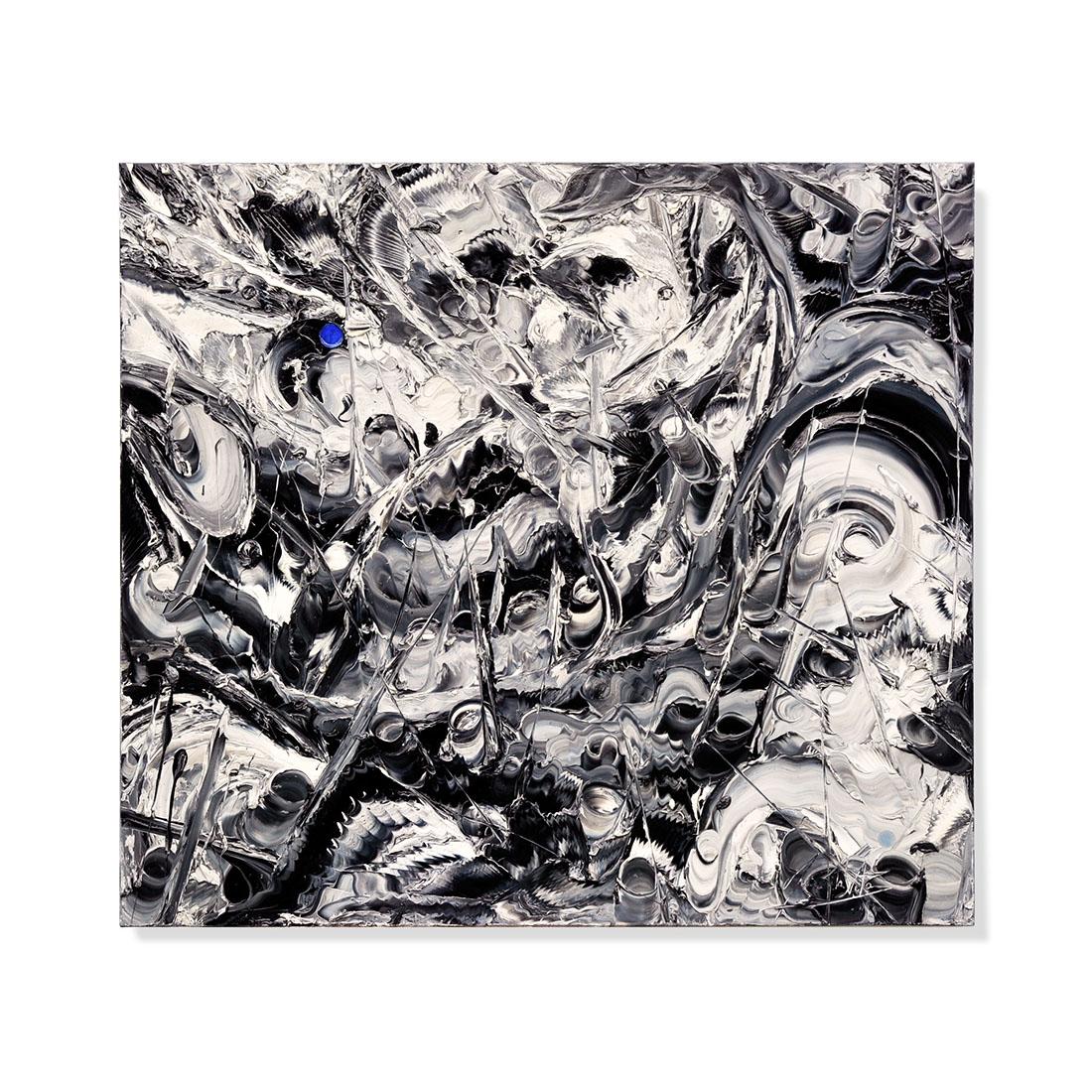 Il-Blu-della-Speranza-90-x-80---Olio-su-tela---2013 B