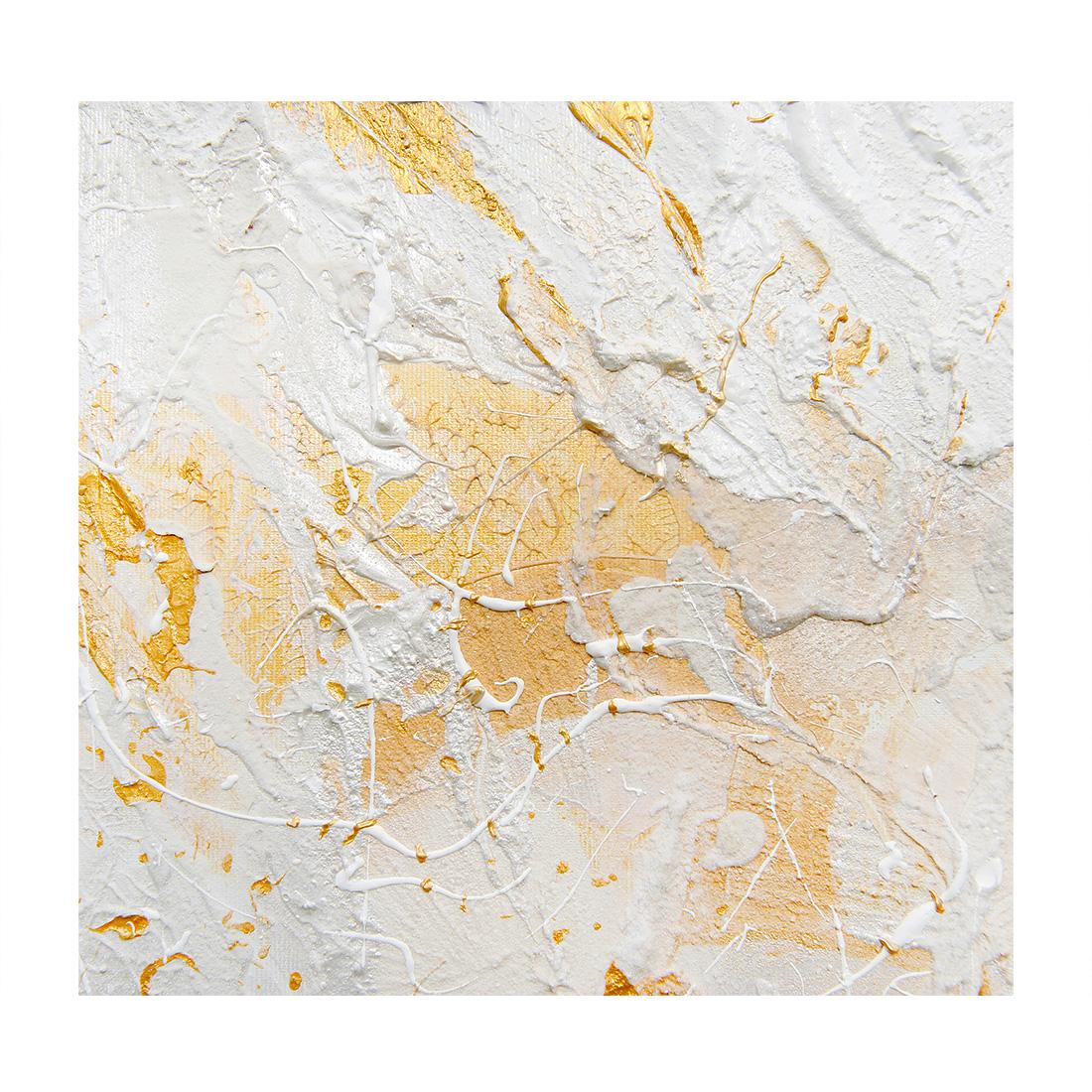 Maternità - Acrilico e Marmo su Tela - 70 x 100 - 2015-C