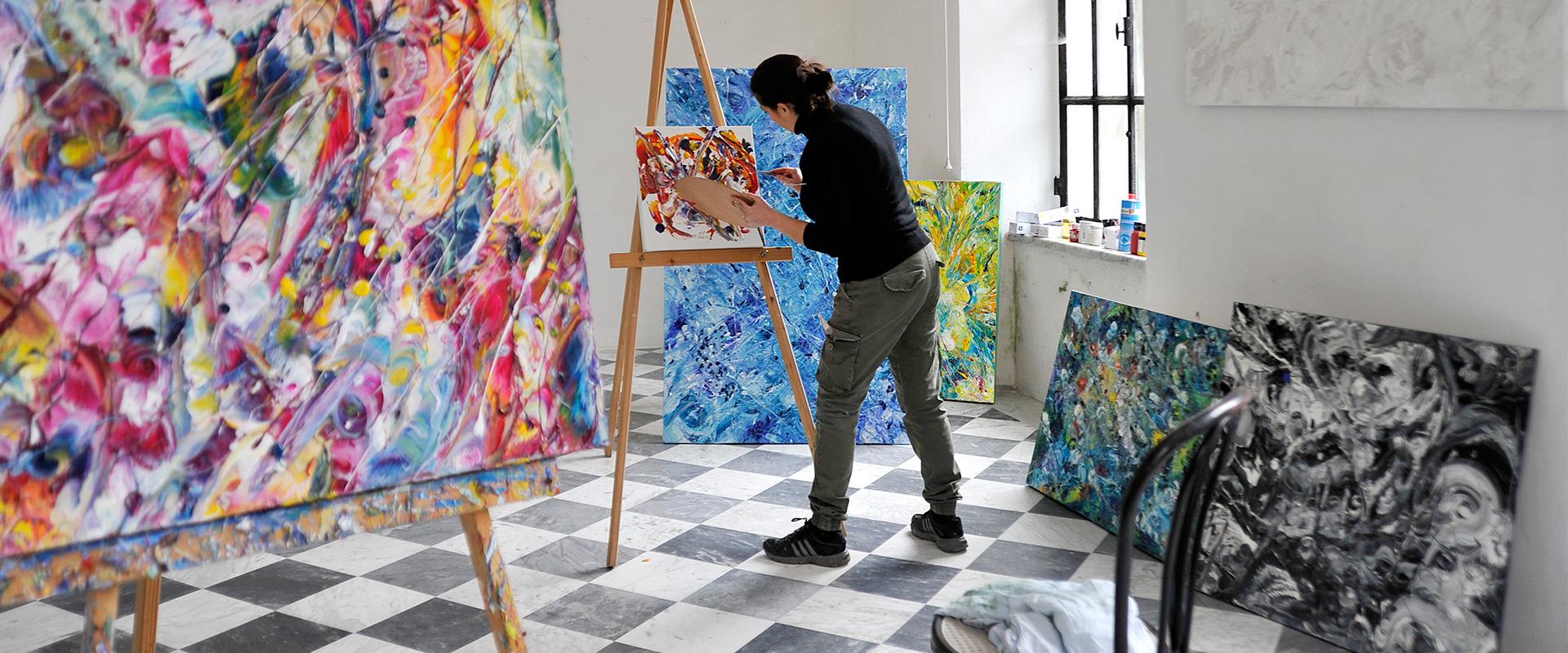 Maria Rita Vita quadri