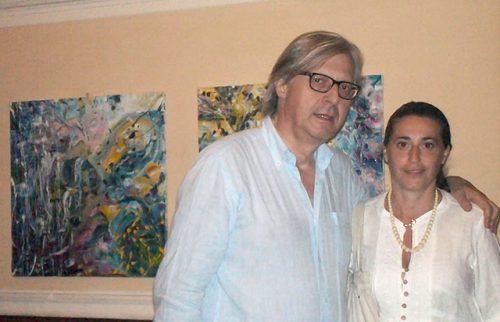 Pontremoli Premio Nazionale Bancarella Maria Rit Vita con il Prof. Vittorio Sgarbi